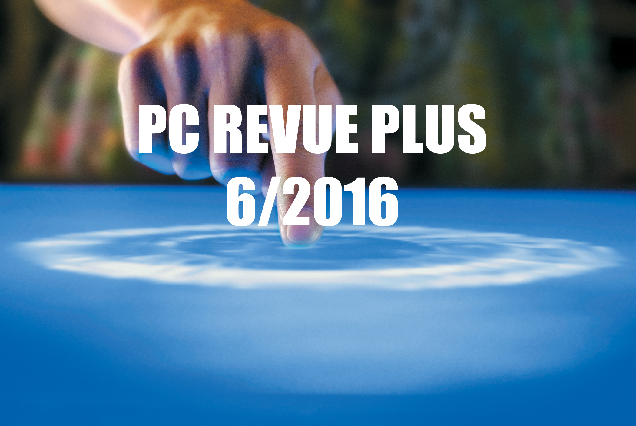 Photo PC REVUE plus 6/2016