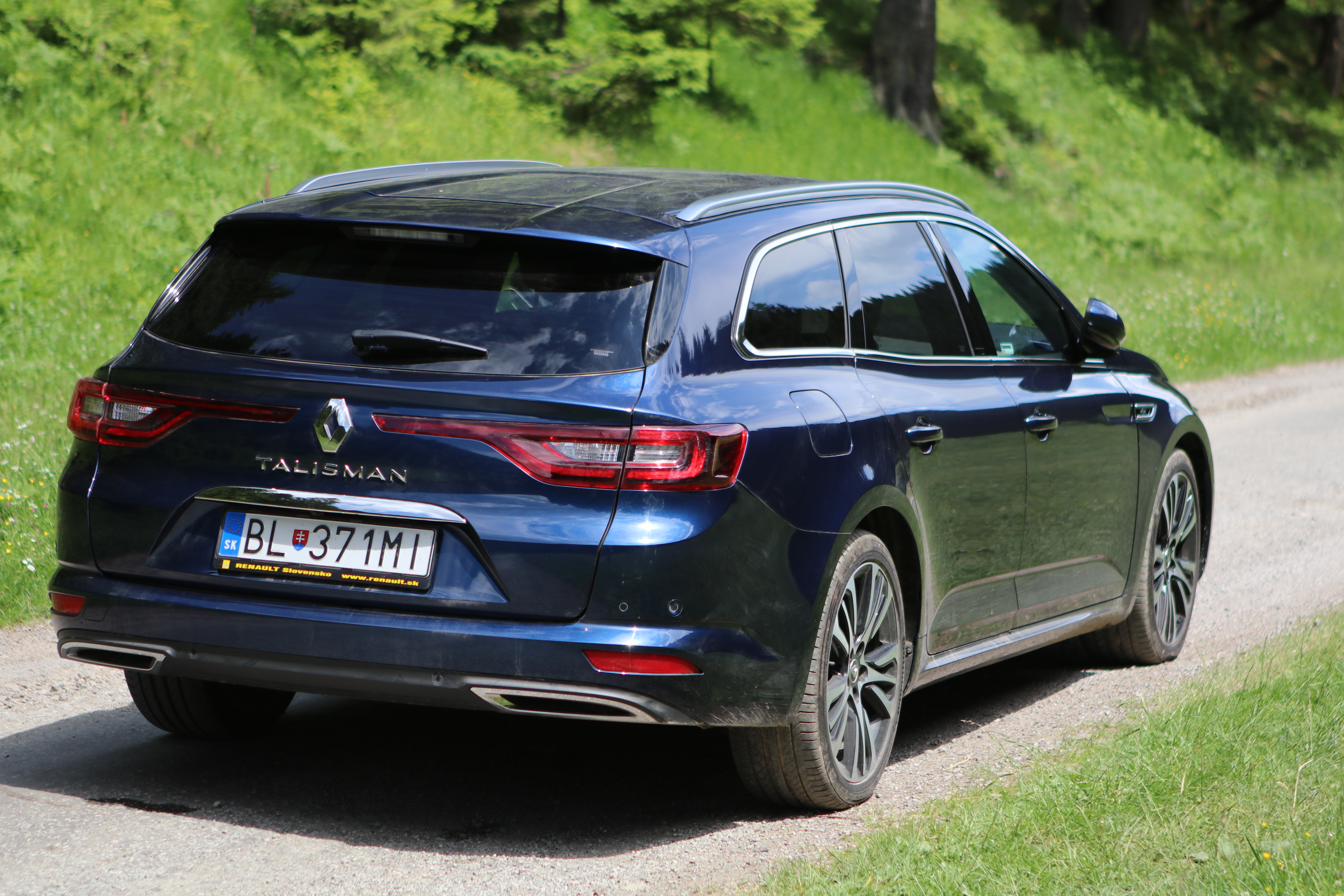 Photo Test: Renault Talisman