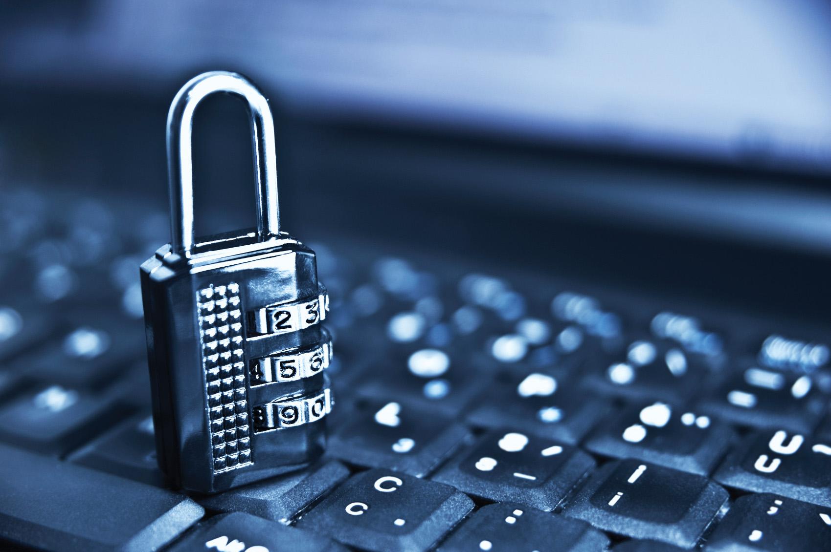 computer virus lock