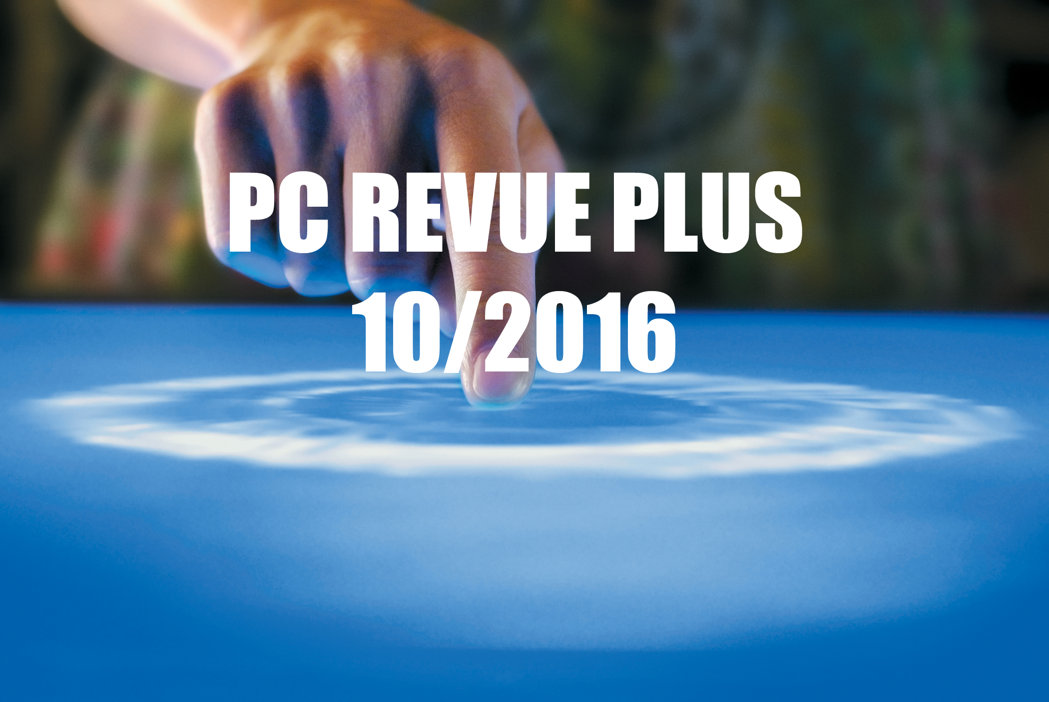 Photo PC REVUE plus 10/2016