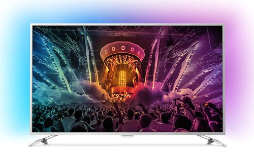 Photo Recenzie: Philips 49PUS6561/12: Smart TV s OS Android a Ambilight