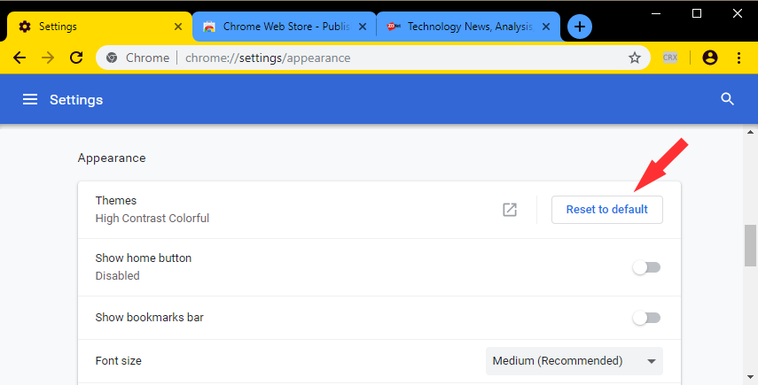 PC Revue | Google has released 14 new themes for Chrome – Chaali