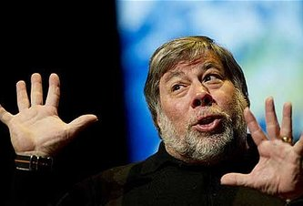 "Photo Steve Wozniak: ""Cloud je nočná mora"""