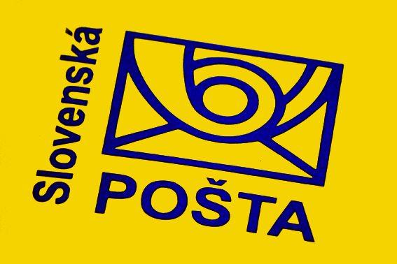 Výsledek obrázku pro logo slovenské pošty