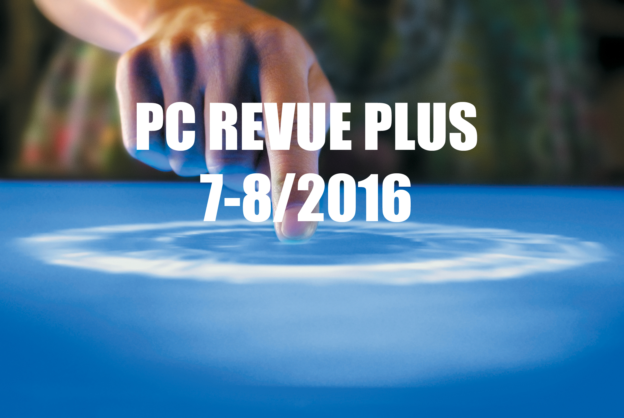Photo PC REVUE plus 7-8/2016