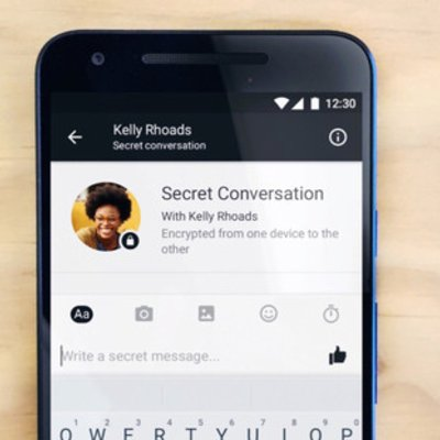 how to create secret conversations in messenger on pc