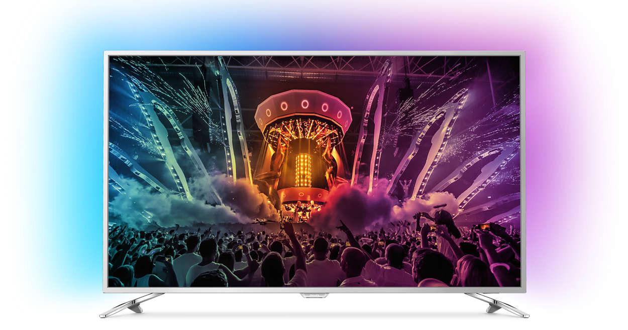 8ecc9d446 PC Revue | Recenzie: Philips 49PUS6561/12: Smart TV s OS Android a ...