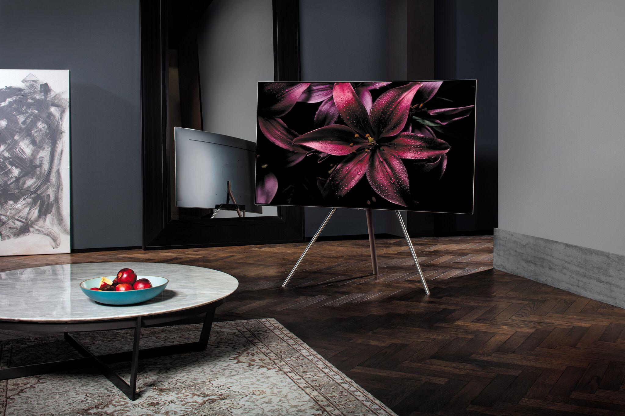 """fe927908c PC Revue   Samsung QLED TV získali ako prvé označenie """"100% objem ..."""