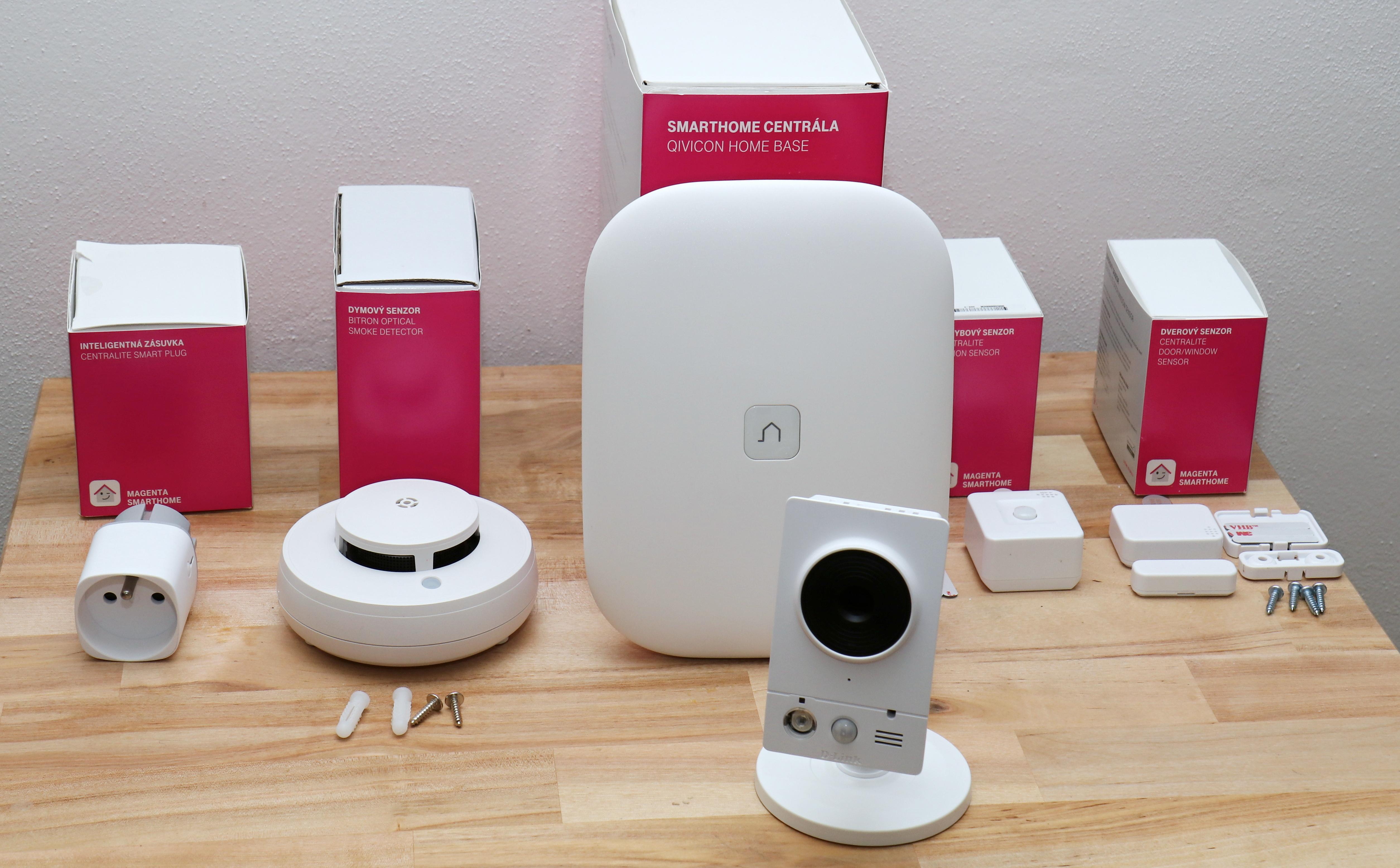 pc revue | magenta smarthome: inteligentná domácnosť od telekomu