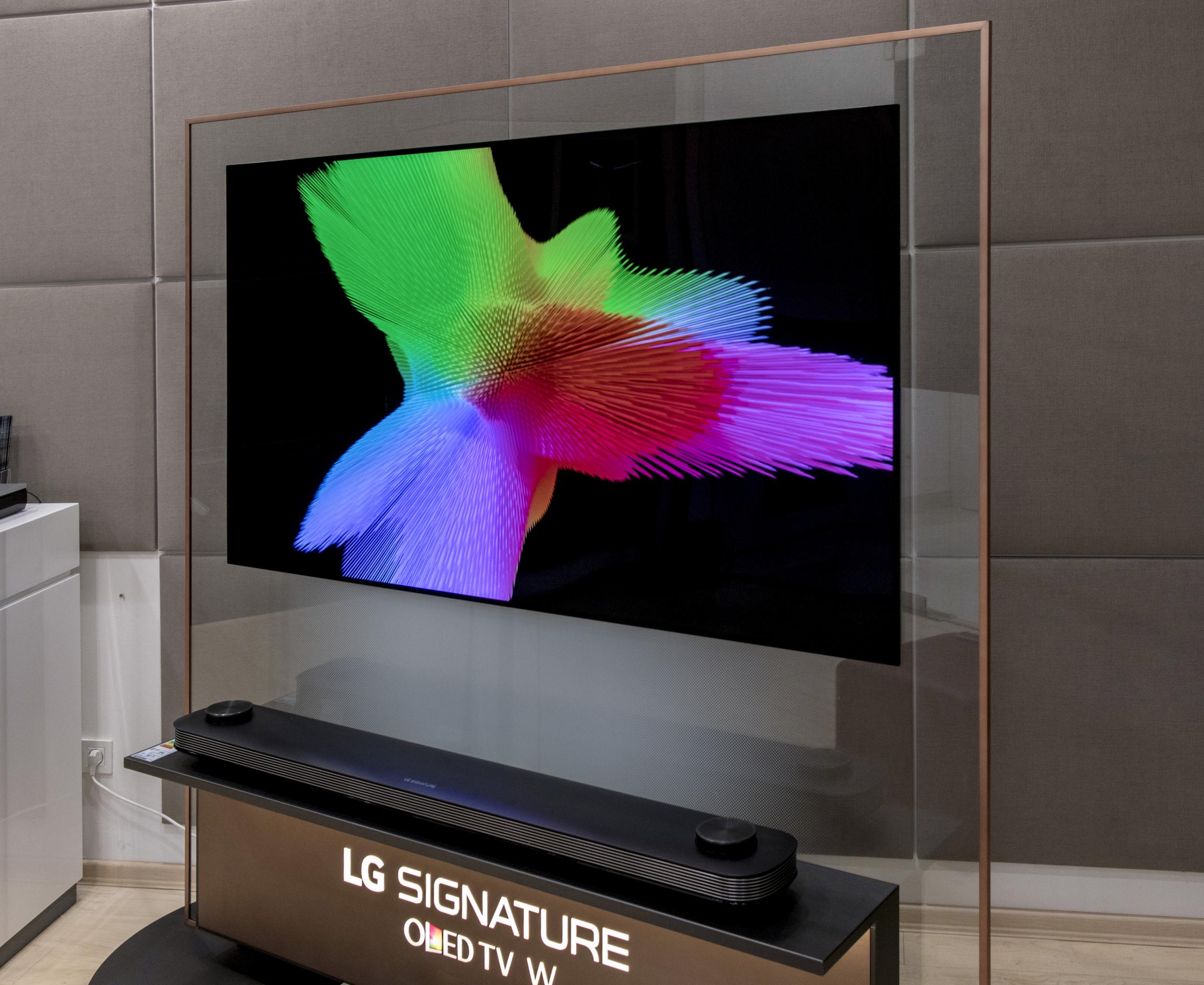 d610f7f5f PC Revue | Recenzia: LG SIGNATURE OLED65W7V: Keď chcete to najlepšie