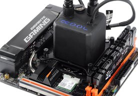 Photo Gigabyte Z270N-Gaming 5: Malý pretekár