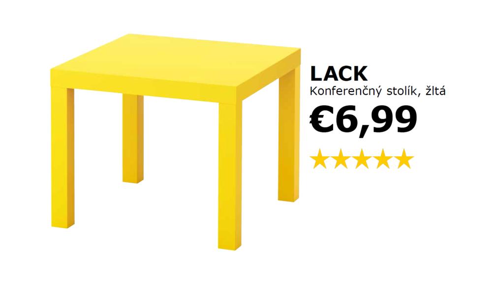 4725ad87c Odteraz môžete výrobky IKEA hodnotiť priamo na webe