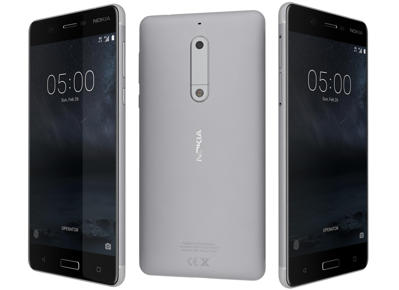 ad137305b PC Revue | Recenzia: Nokia 5 – lacný dizajnový smartfón