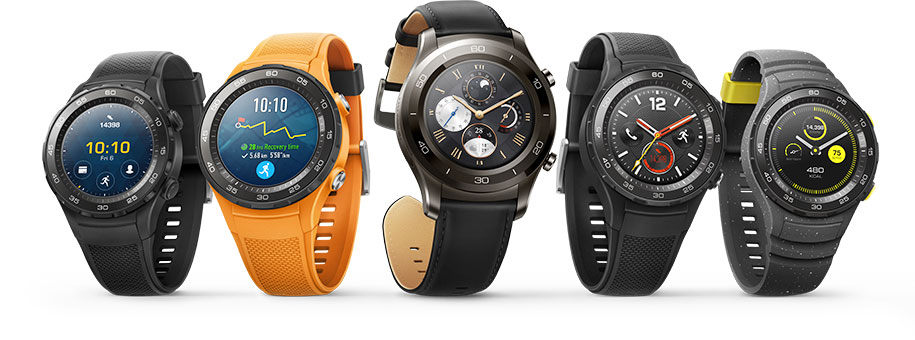 Recenzia  Huawei Watch2 – robustné a elegantné hodinky s nevtieravým  dizajnom 7f170f941d2
