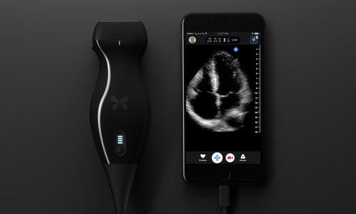 Vreckový ultrazvukový skener Butterfly iQ sa môže pripojiť k iPhonu a  odhaliť napr. rakovinu dba9783168c