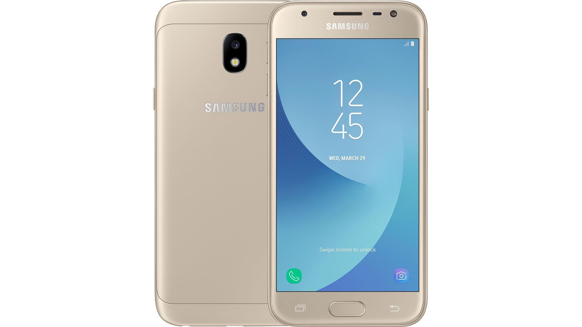 Recenzia Samsung J3 2017 Dual SIM – spracovanie poteÅ¡ cena neprekvap
