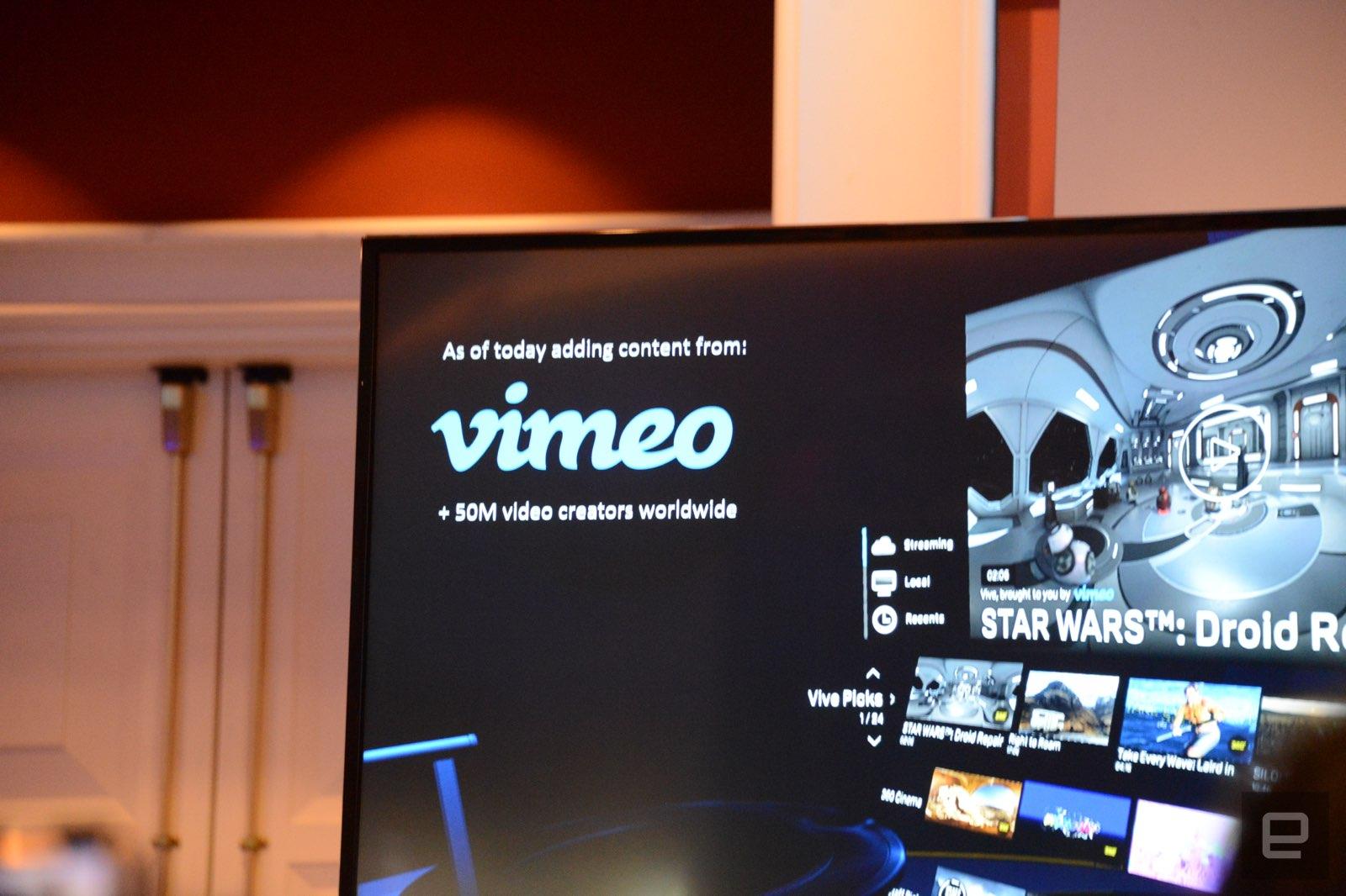 40da6fe27 Vive Pro je nový headset, ktorý umožňuje vylepšiť súčasný systém HTC Vive  skutočným nadšencom aj profesionálom. Ocenia ho tí, ktorí od virtuálnej  reality ...