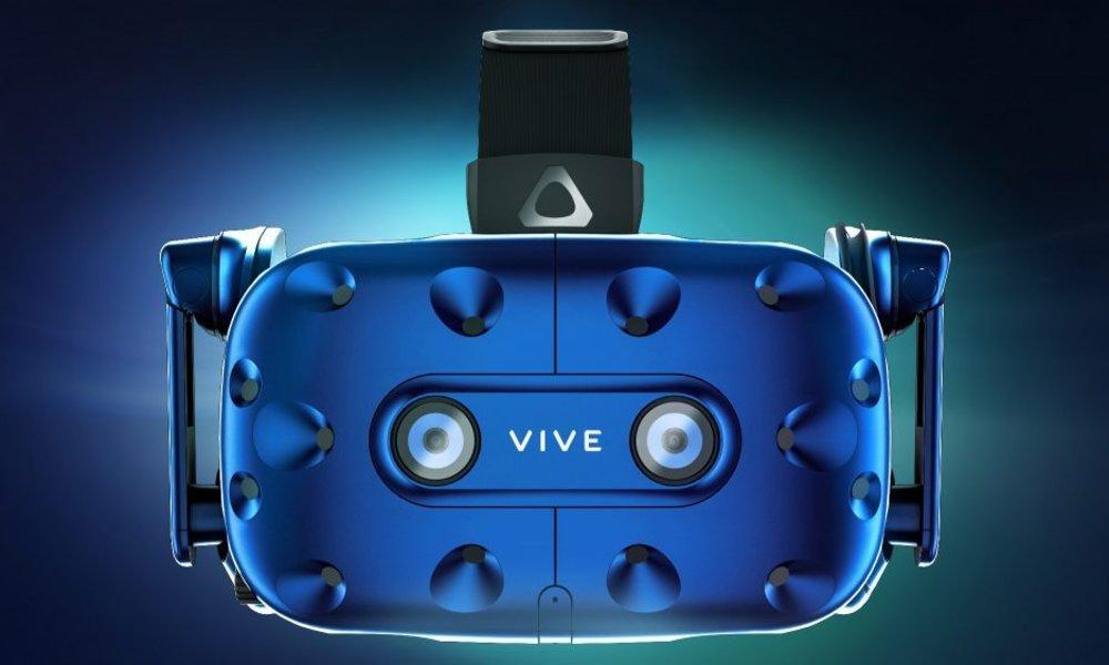 CES 2018  HTC predstavilo HTC Vive Pro s bezdrôtovým adaptérom 098ae34865b