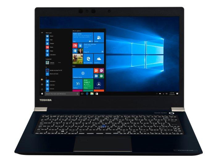 c79735f37 Koncept notebooků generace E je založen na všestrannosti, odolnosti a  optimalizaci výkonu. Toshiba Portégé X30-E je vybavena matným dotykovým  displejem s ...
