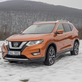 Photo Nissan X-TRAIL 2.0DCI 177 all mode 4X4-I: Tradícia v novom kabáte