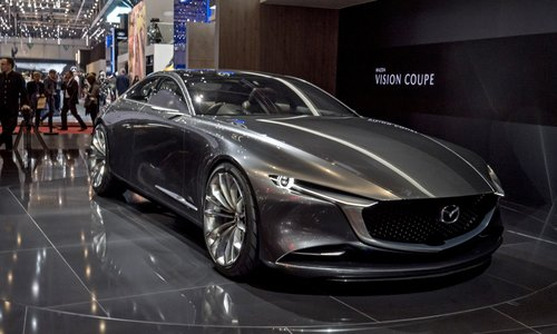 Photo Geneva International Motor Show 2018, Mazda