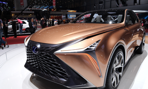 Photo Geneva International Motor Show 2018, Lexus