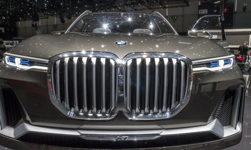 Photo Geneva International Motor Show 2018, BMW Group