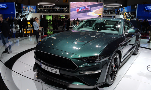 Photo Geneva International Motor Show 2018, Ford