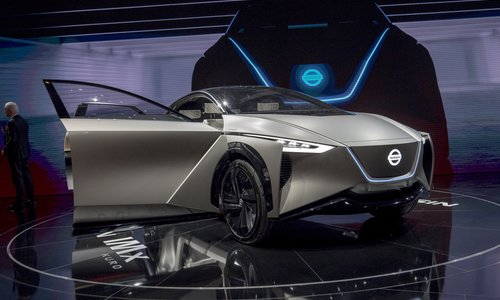 Photo Geneva International Motor Show 2018, Nissan