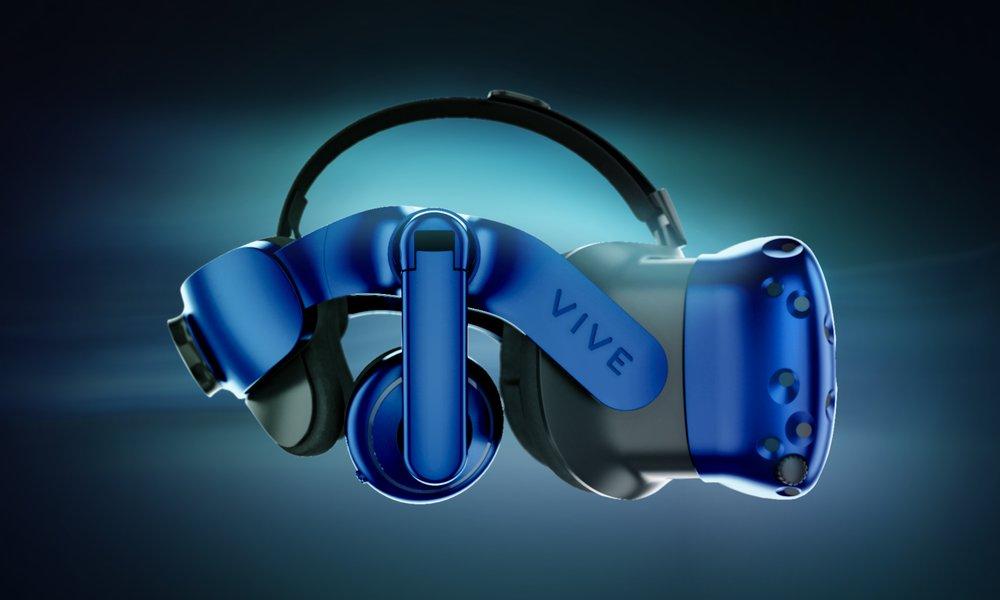 Virtuálna realita po novom - HTC Vive Pro recenzia ee45bbb54ca