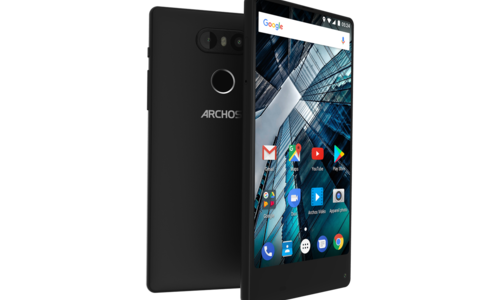 Photo Archos Sense 55s: Low-end Made in France