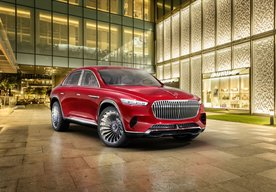 Photo Maybach Ultimate Luxury