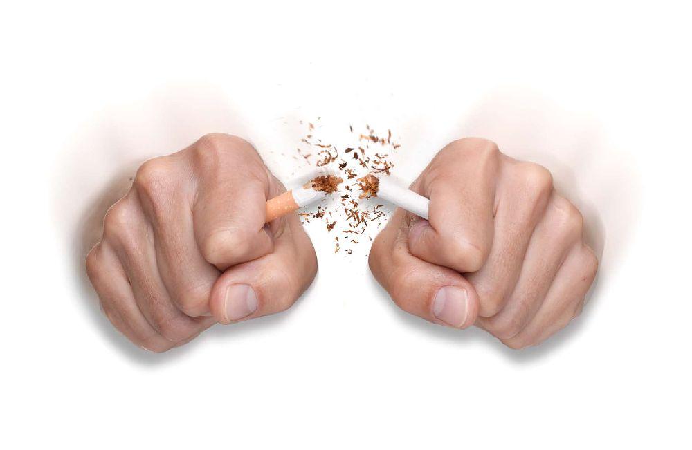 Zákaz fajčiť - upozornenie na prevádzke.