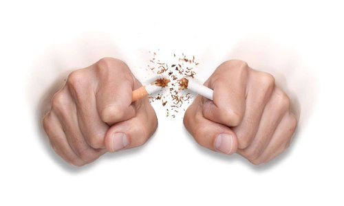 Super hlboké fajčenie