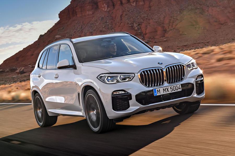 7d5451608a Nové BMW X5. Prestížne SAV s najinovatívnejšími technológiami