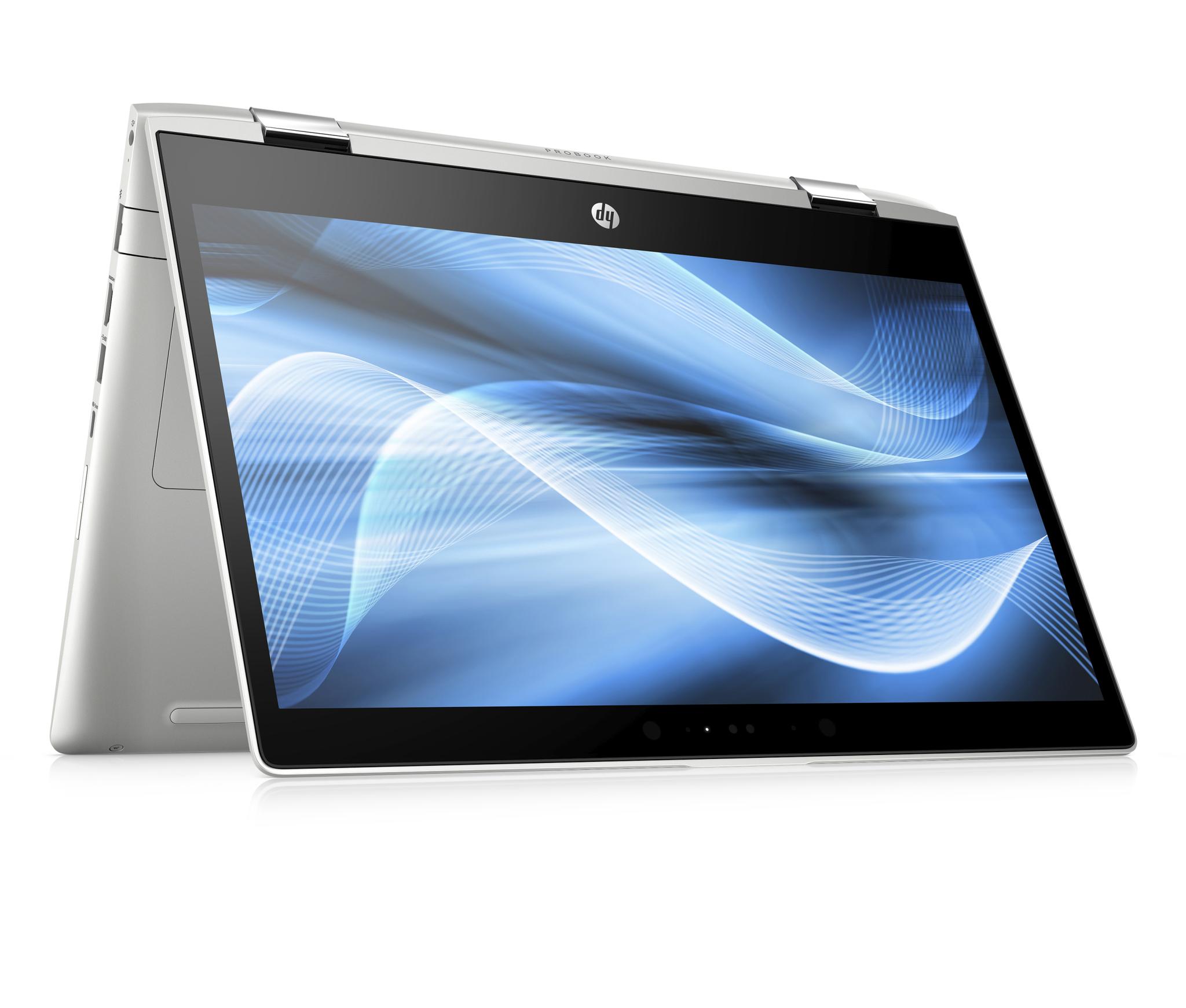 HP predstavilo nov½ HP ProBook x360 440 G1 určen½ pre rastºce firmy a mobiln½ch pracovnkov