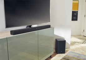 Photo Recenzia: JBL Bar Studio + JBL Bar 2.1: Kvalitný soundbar so subwooferom