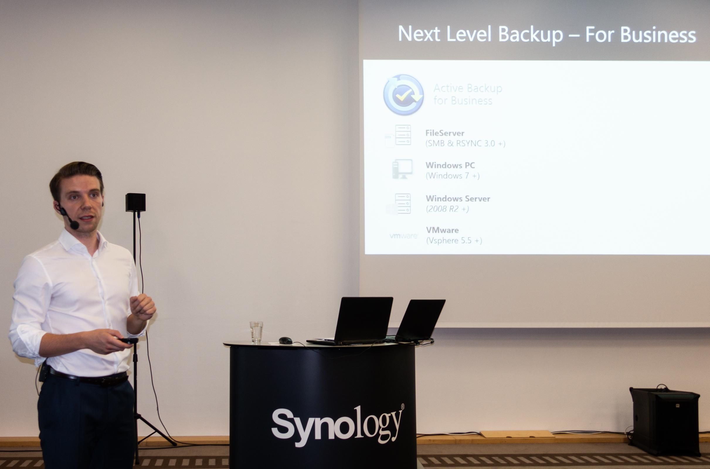 PC Revue   Synology počas veľtrhu CeBIT predstavila nové