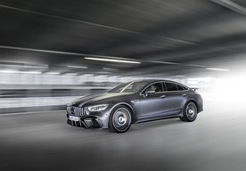 Photo Štvordverové kupé Mercedes-AMG GT 63 S 4MATIC+ Edition 1