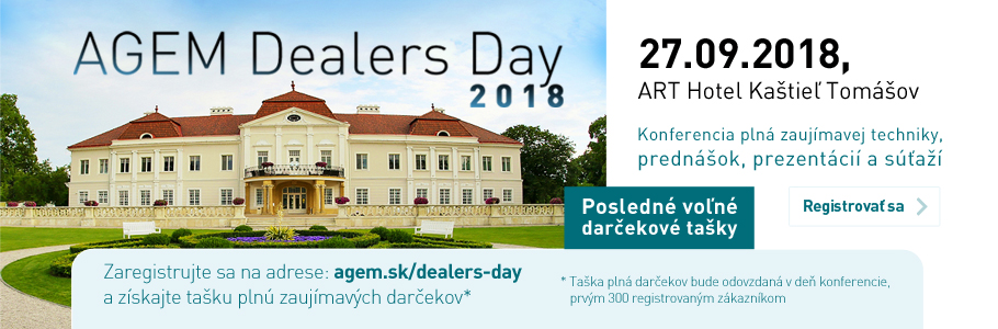 Photo PR: AGEM Dealers	Day 2018