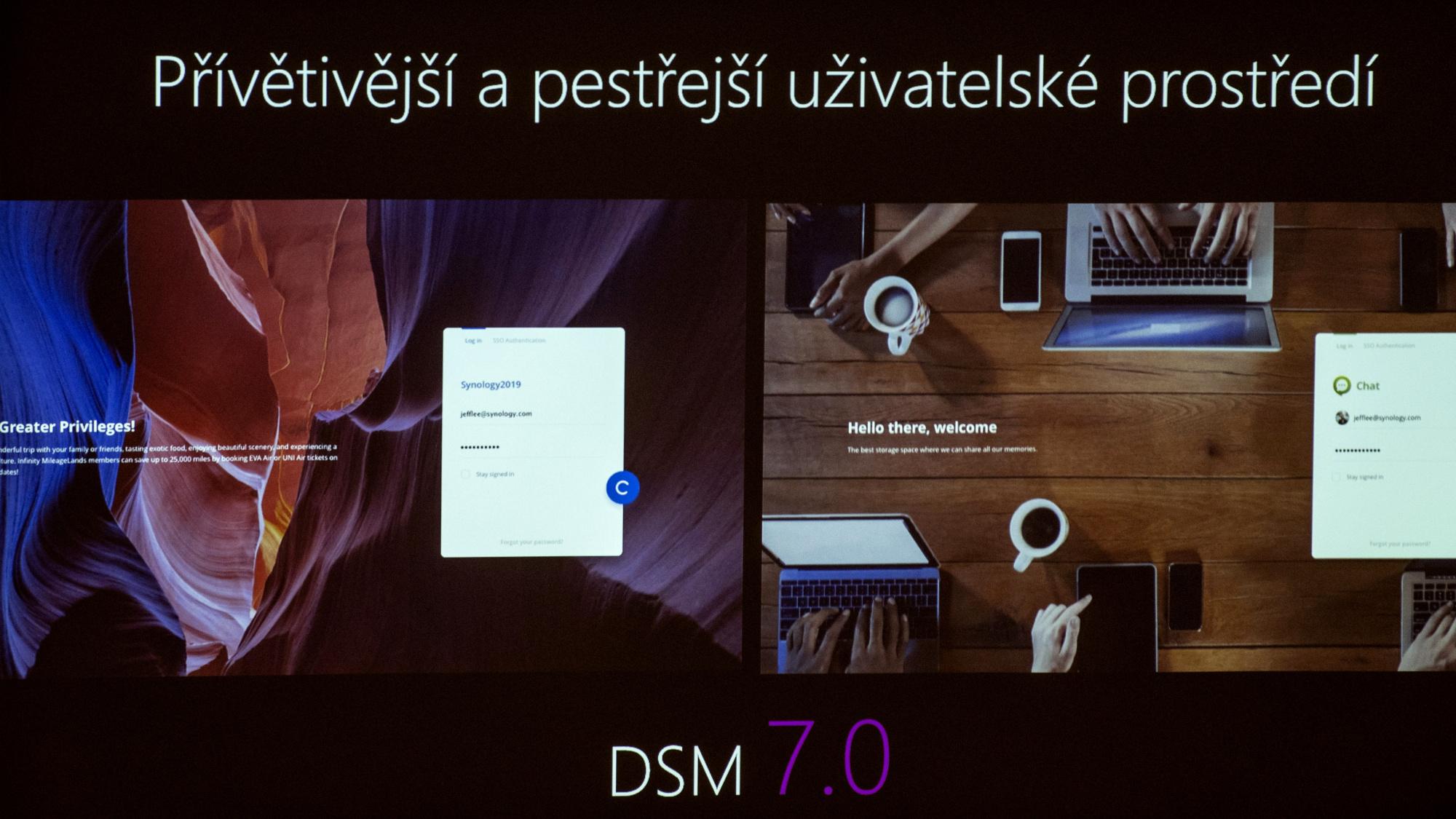 PC Revue | Synology prichádza s DSM 7 0  Nový dizajn, nové