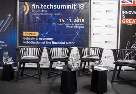 Photo Fin.techsummit: Blockchain v biznise a finančníctve
