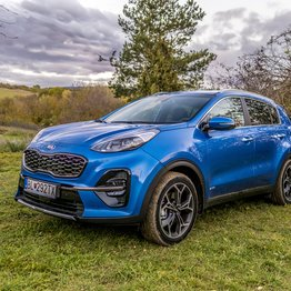 Photo Kia Sportage 2.0 CRDI AT GT-LINE PACK: Mild-hybrid pod kapotou