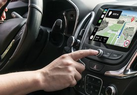 Photo Apple v rámci služby CarPlay konečne podporuje Sygic