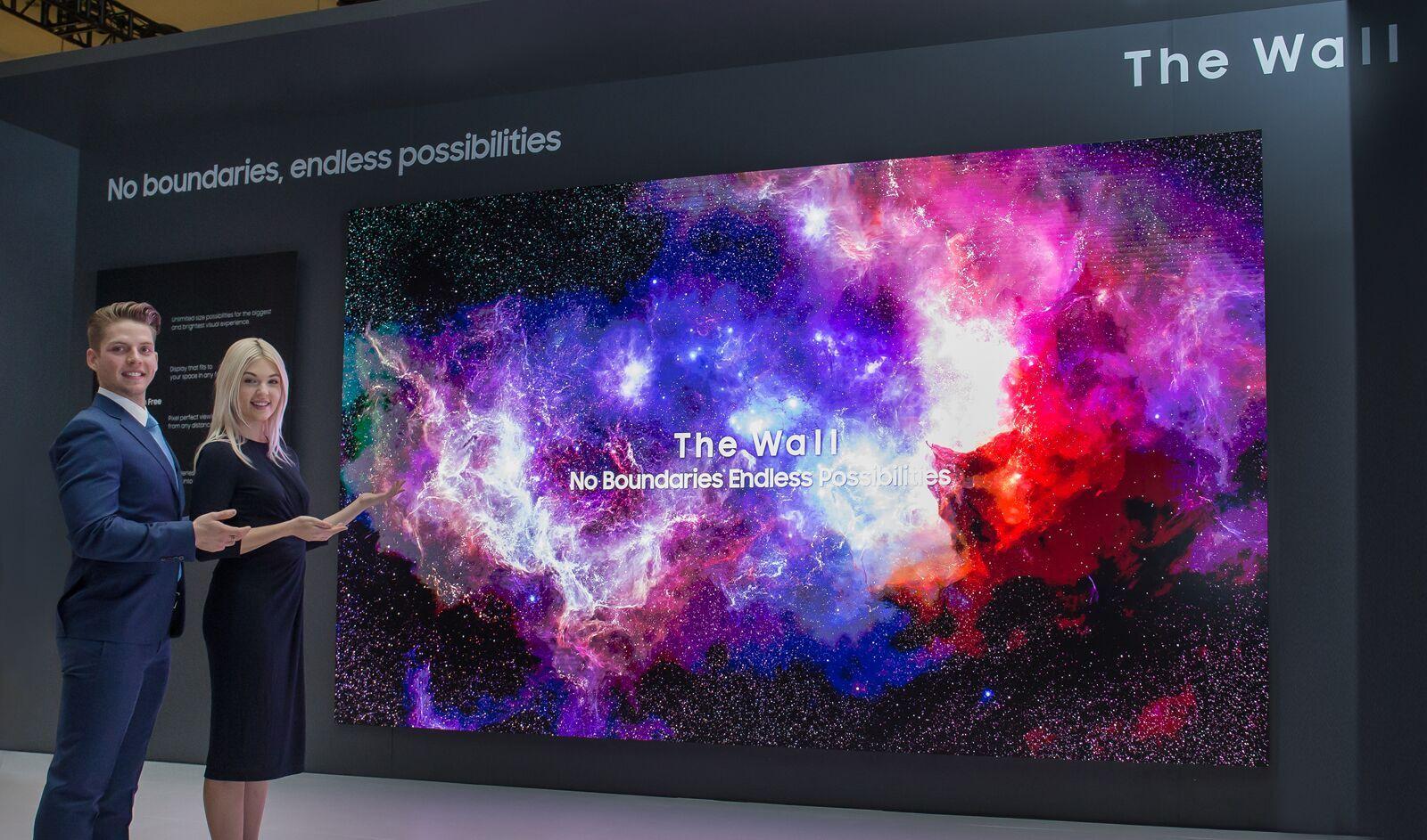 d820b0c49 PC Revue | CES 2019: Samsung predstavil nástupcu LCD a OLED - prvú ...