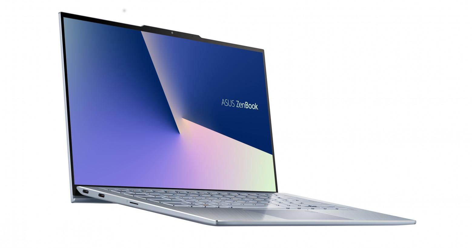 CES 2019  ASUS má notebook s najtenším rámčekom okolo displeja na svete 4d6265140f9
