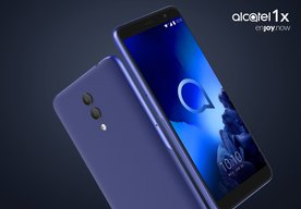 Photo CZ: Alcatel na CES 2019: duo smartfónov z radu Alcatel 1