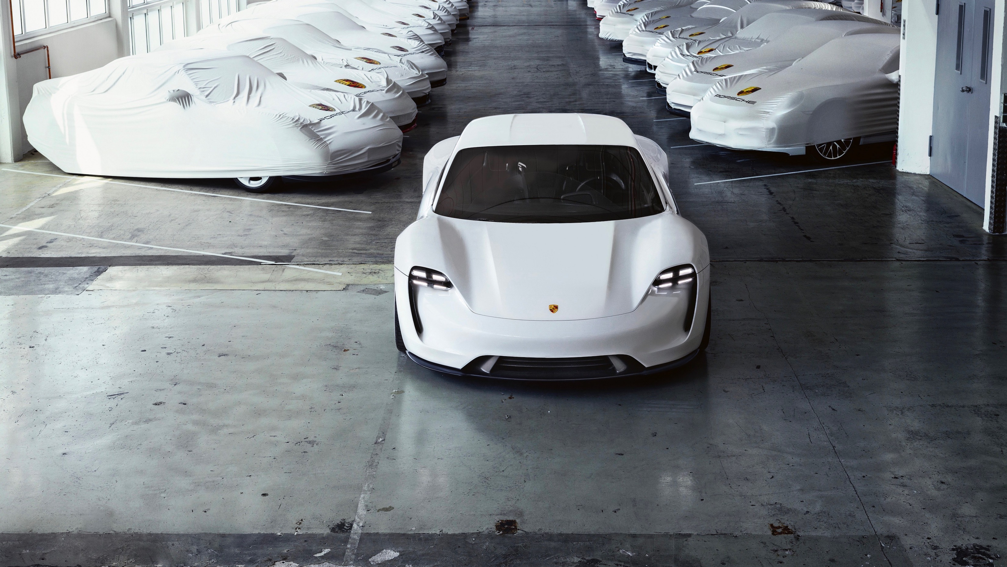 PC Revue | The first Porsche electric car loads faster than