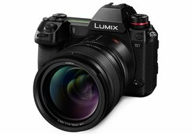Photo Panasonic LUMIX S1: Full-Frame bez kompromisov