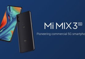 Photo MWC 2019: Xiaomi Mi Mix 3 s 5G konektivitou a displejom bez výrezu